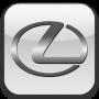 Дефлектор  для Lexus