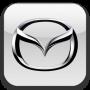 Дефлектор капота для Mazda