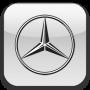 Мухобойка для Mercedes