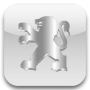 Защита картера для Peugeot