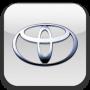 Дефлектор капота для Toyota