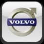 Дефлектор капота для Volvo