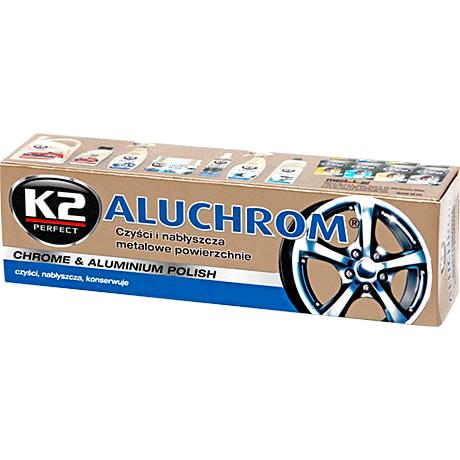Паста для полировки металлов «ALUCHROM». К003  «K2»