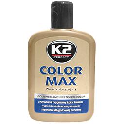 K020 DG K2 Color Max Полироль цветная восковая, темно-зеленый