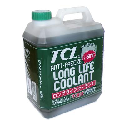 Антифриз TCL LLC -50C GREEN 4L