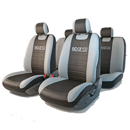 Чехлы на сидения SPC/CLS-1105 BK/GY