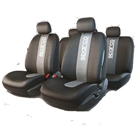 Чехлы на сидения SPC/RCN-1105 BK/GY