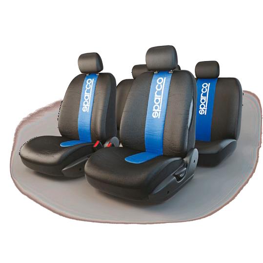 Чехлы на сидения SPC/RCN-1105 BK/BL