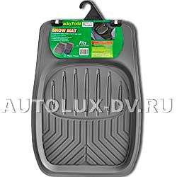 Коврики автомобильные передние серые,  арт. 5600F GR
