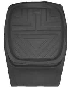 Коврики резиновые с бортиками.  ARROW.  Черные. TER-110 BK
