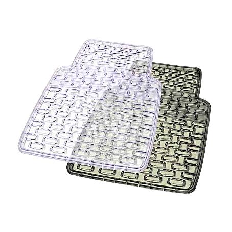 Комплект передних ковриков