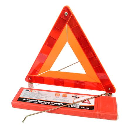WR-1012 Знак аварийной остановки Warning Triangle ГОСТ Р41.27-2001