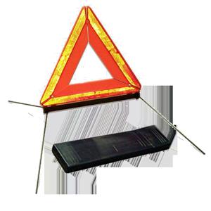 ALCA Светоотражающий треугольник 550/2