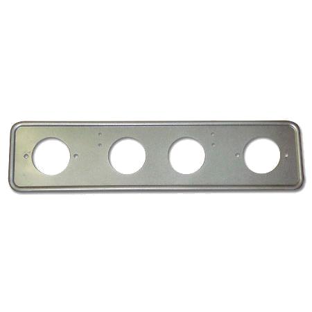Рамка металлическая (серебро)