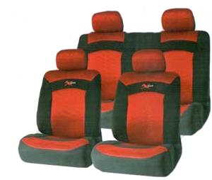 Чехлы EXTREME. Черные с красным. XTR-803 BK/RD