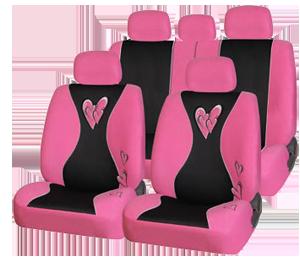 Чехлы  GLAMOUR. Розовые. GLM-1105 PINK