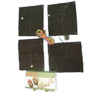 Установочный комплект  Емеля  с разнесенными кнопками УК-2