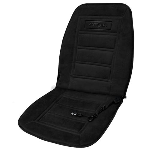 Накидка с подогревом TERMO SHIELD на сиденье автомобиля, HT-125 BK, черная