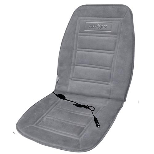 Накидка с подогревом TERMO SHIELD на сиденье автомобиля, HT-125 GR , серая