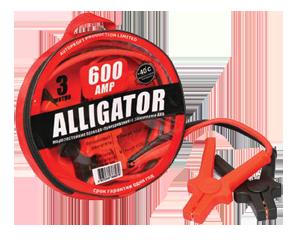 ALLIGATOR провода для прикуривания. 600А. BC-600