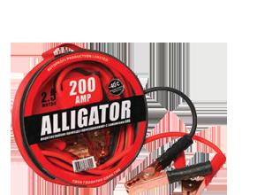 ALLIGATOR провода для прикуривания. 200А. BC-200