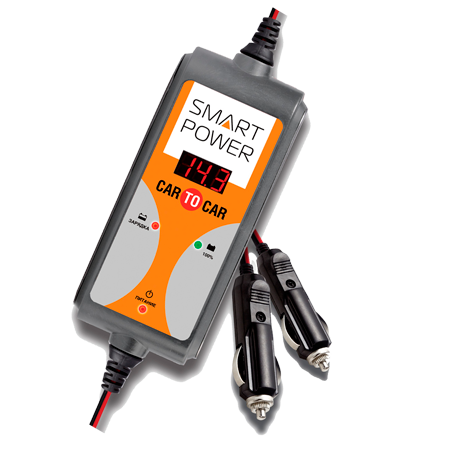 SMART POWER SP-CAR Зарядное устройство