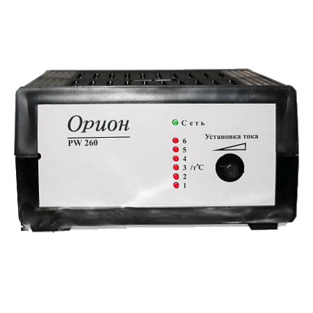 зарядное устройство орион 265 схема