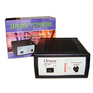PW160 Зарядное устройство ОРИОН  (6/12V,0-6A, автоматич.)