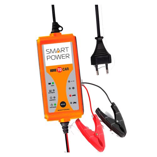 Berkut SMART POWER SP-4N Зарядное устройство