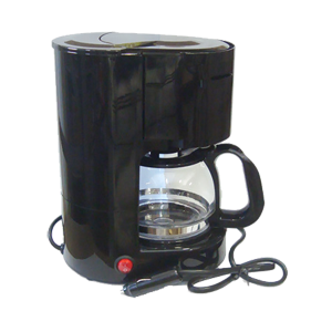 Кофеварка автомобильная ME-13912 BLACK на 650мл (170W 12V )