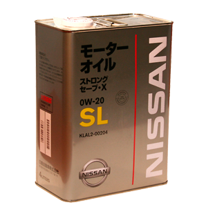 NISSAN    Strong Save X SL   0W-20