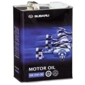 SUBARU    Motor Oil SM   5W-30