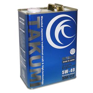 TAKUMI HIGH QUALITY SM/CF  10W/40 4 литра