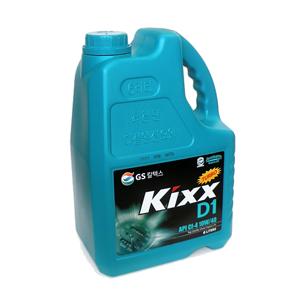 KIXX D-1 CI-4/SL 10W40, синтетика, 6л
