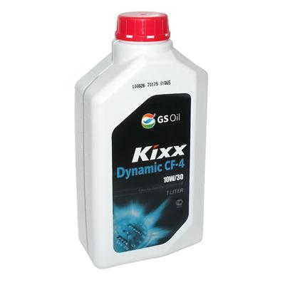 KIXX DYNAMIC CF-4/SG 10W30, полусинтетика, 1л