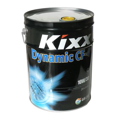 KIXX DYNAMIC CF-4/SG 10W30, полусинтетика, 20л
