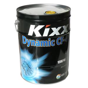 KIXX DYNAMIC CF-4/SG 15W40, полусинтетика, 20л