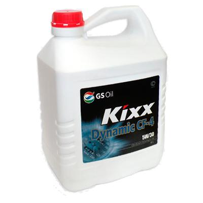 KIXX DYNAMIC CF-4/SG 5W30, полусинтетика, 4л