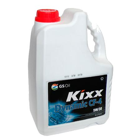KIXX DYNAMIC CF-4/SG 5W30, полусинтетика, 6л