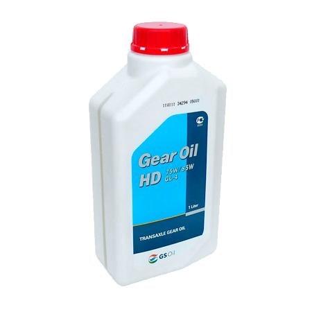 KIXX GEAR OIL HD GL-4 75W85 Трансмиссионное масло 1л