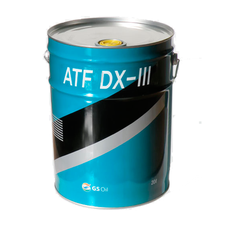 KIXX ATF DX III, жидкость для автоматических КПП, 20л