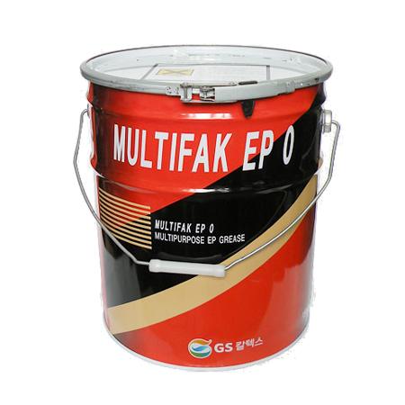 KIXX MULTIFAK EP0 для центральной системы смазки, 15 кг