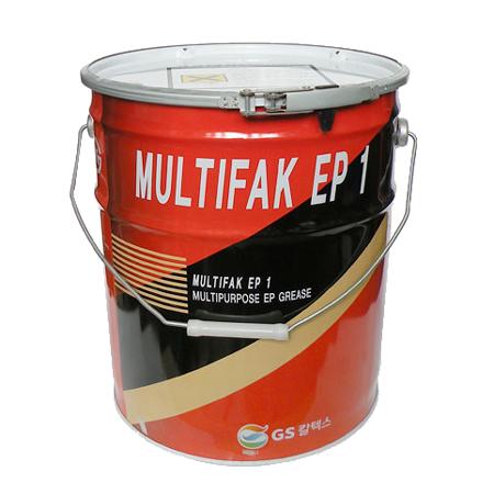 KIXX MULTIFAK EP1 для центральной системы смазки, 15 кг