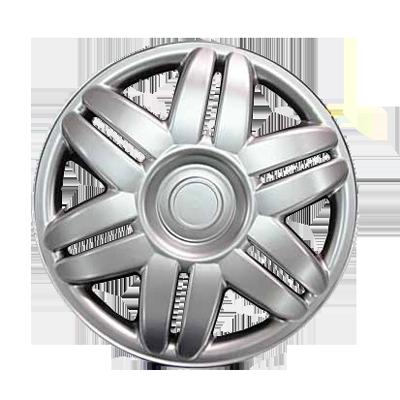 WC-1130 SILVER Колпаки на колеса автомобиля, 4шт.размер 13`