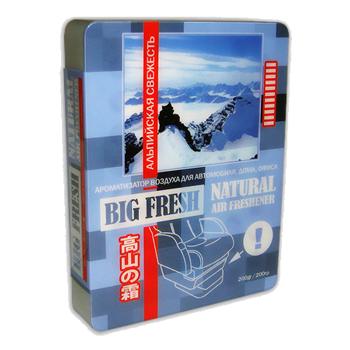 BF-18  BIG FRESH альпийская свежесть (200 г)