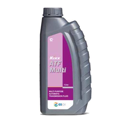 KIXX ATF Multi, Универсальная жидкость для АКПП,  5л Бутылка ПЭТ (синтетика, t текучести -51