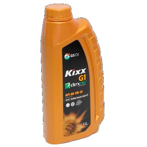 KIXX G1 SN 5W30 Dexos1, масло моторное, VHVI-синтетика,  1л , допуск  GM /12