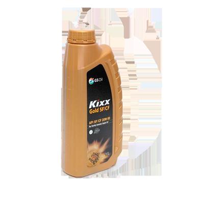KIXX GOLD SF/CF 20W50, универсальное, 1л