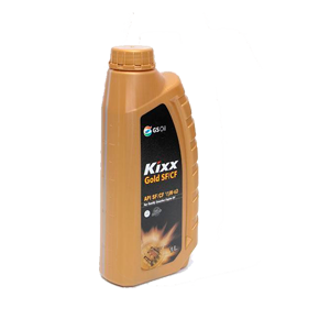 KIXX GOLD SF/СF 15W40, масло моторное, 1л/12