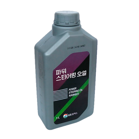 KIXX Жидкость гидроусилителя руля OIL-12/1L BX, 1л/12 (Использ. на заводе Hyundai в СПб)